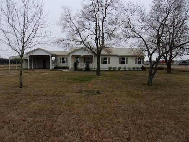 753 County Road 2000, Cooper, TX 75432 (MLS #14499760) :: Maegan Brest | Keller Williams Realty