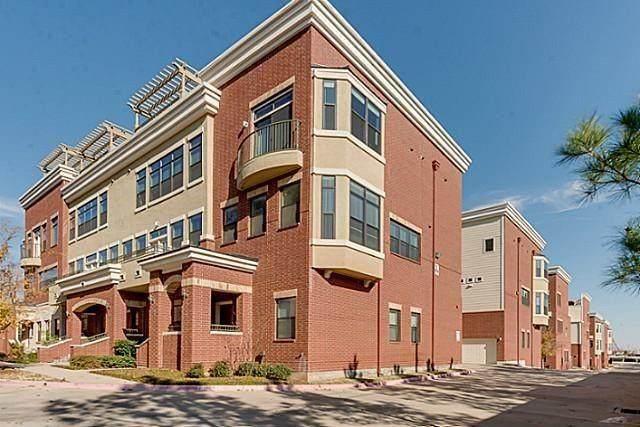 1201 Beaconsfield Lane #101, Arlington, TX 76011 (MLS #14500870) :: The Rhodes Team