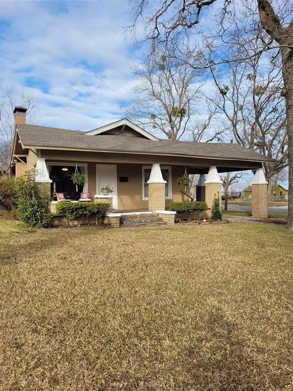 1601 W Bond Street, Denison, TX 75020 (MLS #14501313) :: The Chad Smith Team