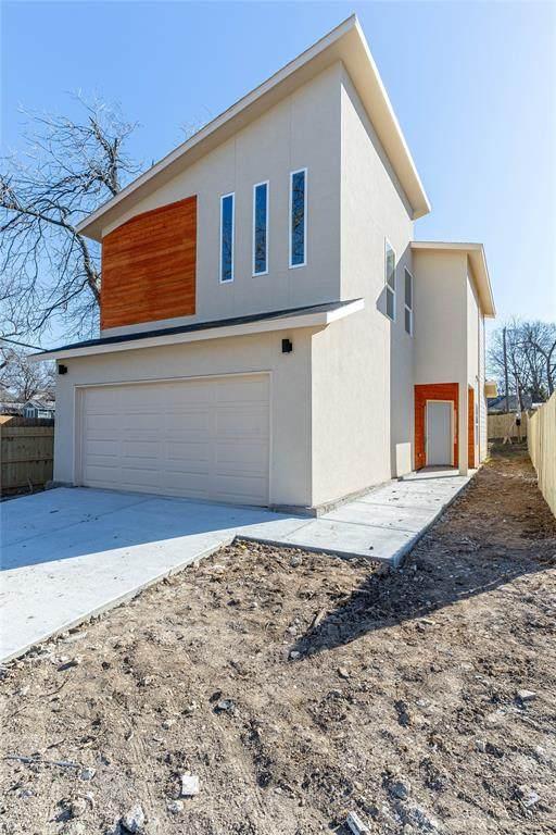 3240 Bideker Avenue, Fort Worth, TX 76105 (MLS #14501528) :: Real Estate By Design