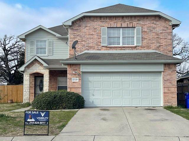 2549 Spring Creek Drive, Balch Springs, TX 75180 (MLS #14502174) :: RE/MAX Pinnacle Group REALTORS