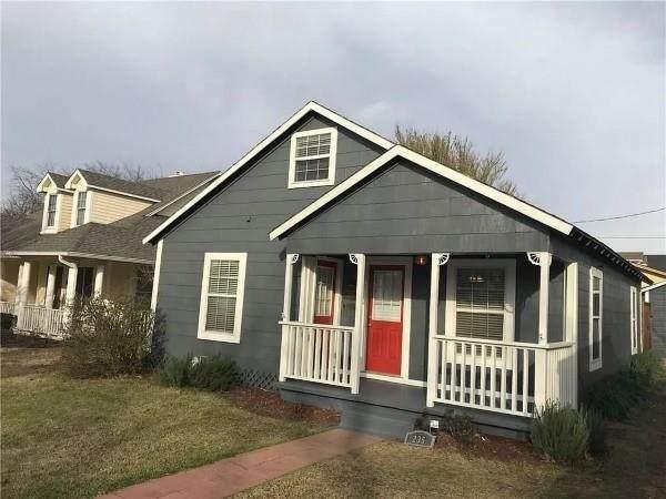 235 S Dooley Street, Grapevine, TX 76051 (MLS #14502373) :: The Chad Smith Team
