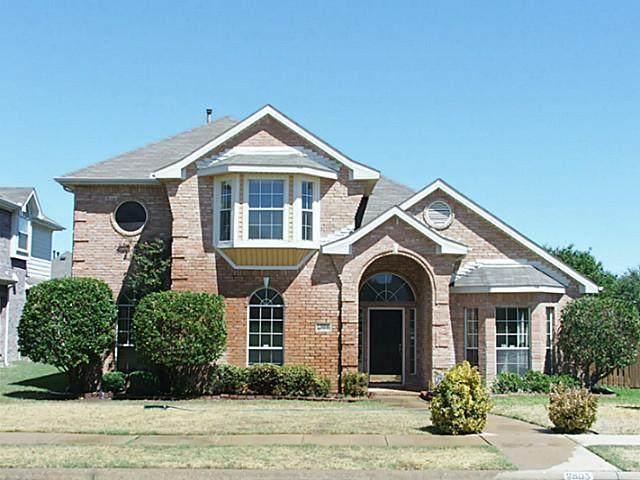 2805 Loftsmoor Lane, Plano, TX 75025 (MLS #14502814) :: Team Hodnett
