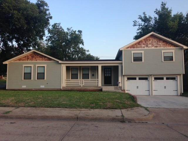 1113 Carlock Street, Fort Worth, TX 76110 (MLS #14503215) :: The Mauelshagen Group