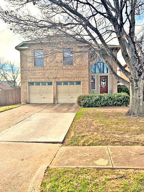 1802 Cactus Circle, Lewisville, TX 75077 (MLS #14503313) :: The Rhodes Team