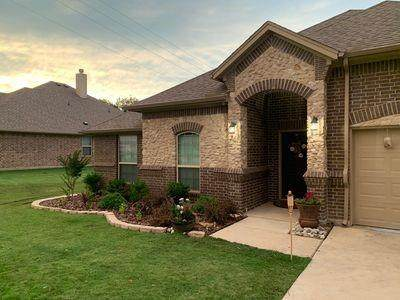 1528 Vine Street, Weatherford, TX 76086 (MLS #14503722) :: The Chad Smith Team