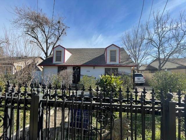 1708 N Beach Street, Haltom City, TX 76111 (MLS #14503775) :: The Mauelshagen Group