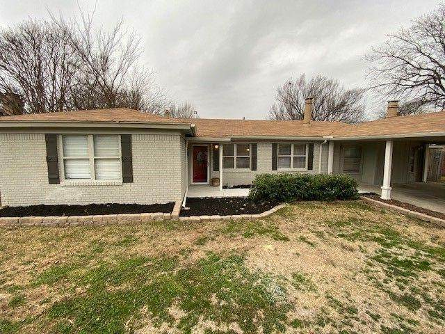 3551 Reeves Street, North Richland Hills, TX 76117 (MLS #14503868) :: The Hornburg Real Estate Group