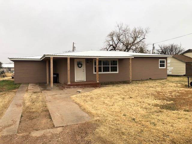 1313 Marr Street, Aspermont, TX 79502 (MLS #14505145) :: The Chad Smith Team