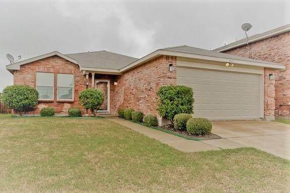 417 Butch Cassidy Drive, Anna, TX 75409 (MLS #14505509) :: The Mauelshagen Group