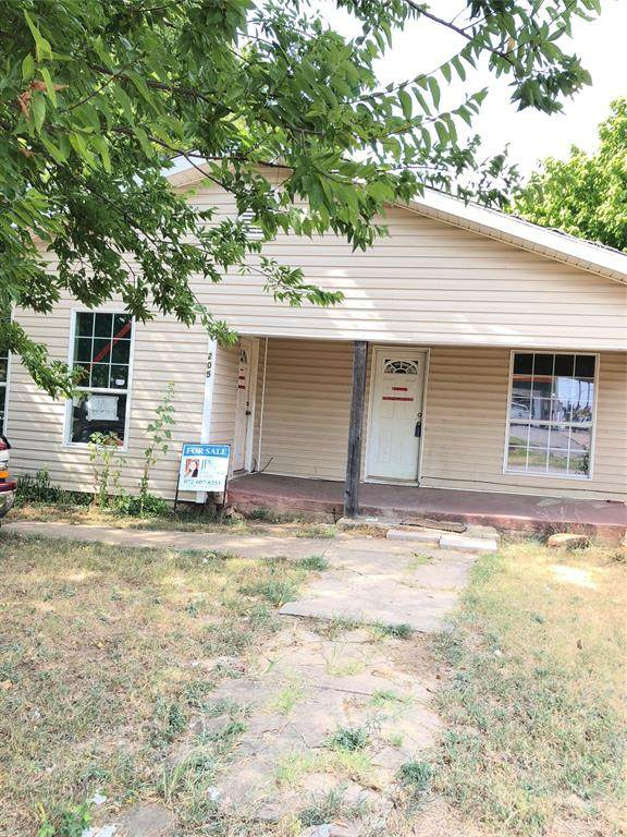 205 W Bond Street, Denison, TX 75020 (MLS #14505522) :: All Cities USA Realty
