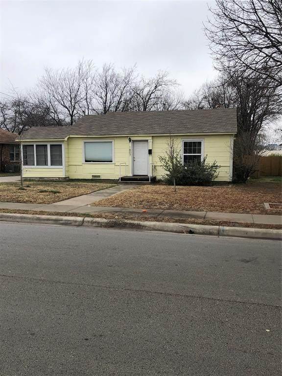 1807 Bolivar Street, Denton, TX 76201 (MLS #14505805) :: The Kimberly Davis Group