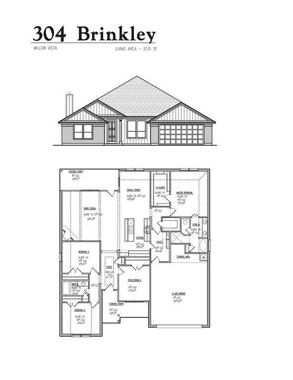 304 Brinkley Drive, Saginaw, TX 76179 (MLS #14505961) :: The Good Home Team