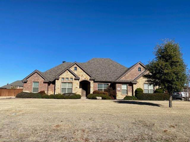 150 Dove Creek Path, Abilene, TX 79602 (MLS #14506021) :: Frankie Arthur Real Estate