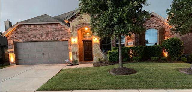 14613 Riverside Drive, Little Elm, TX 75068 (MLS #14506371) :: The Hornburg Real Estate Group