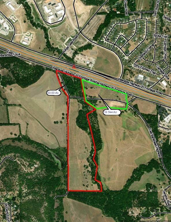 TBD S I-20 S Service Rd, Willow Park, TX 76087 (MLS #14506671) :: Jones-Papadopoulos & Co