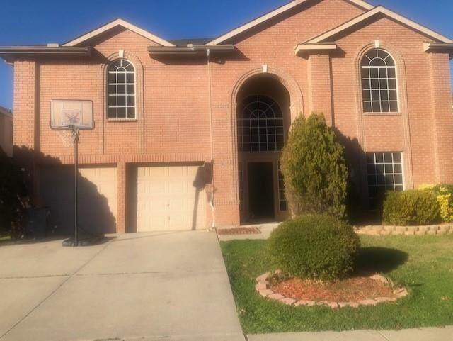 219 Flushing Quail Drive, Arlington, TX 76002 (MLS #14507003) :: Robbins Real Estate Group