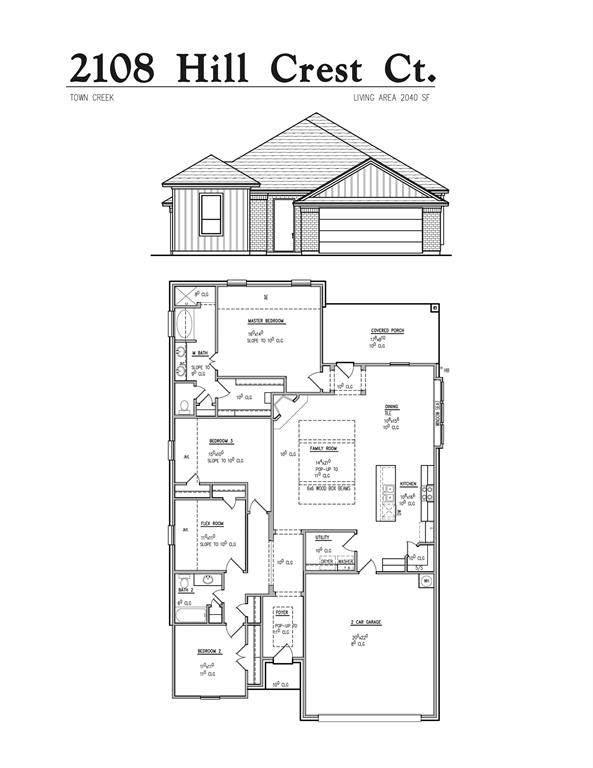 2108 Hill Crest Court, Weatherford, TX 76086 (MLS #14507056) :: Jones-Papadopoulos & Co