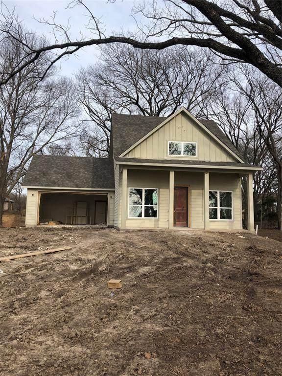 1514 E Lake Drive, Weatherford, TX 76087 (MLS #14507814) :: The Kimberly Davis Group