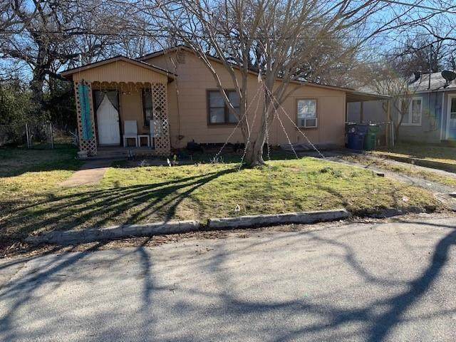 1104 14th Street, Bridgeport, TX 76426 (MLS #14508290) :: Robbins Real Estate Group