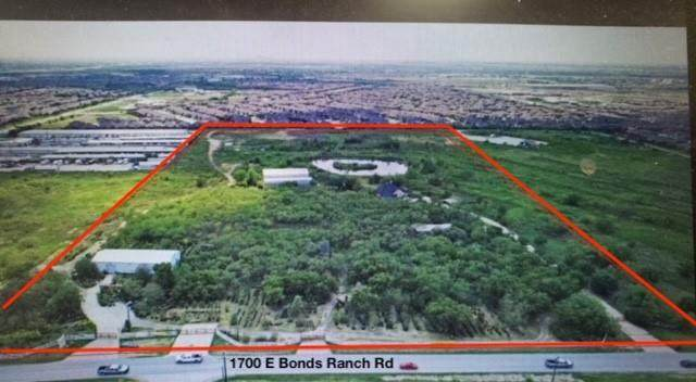 1700 E Bonds Ranch Road, Fort Worth, TX 76131 (MLS #14508599) :: The Kimberly Davis Group
