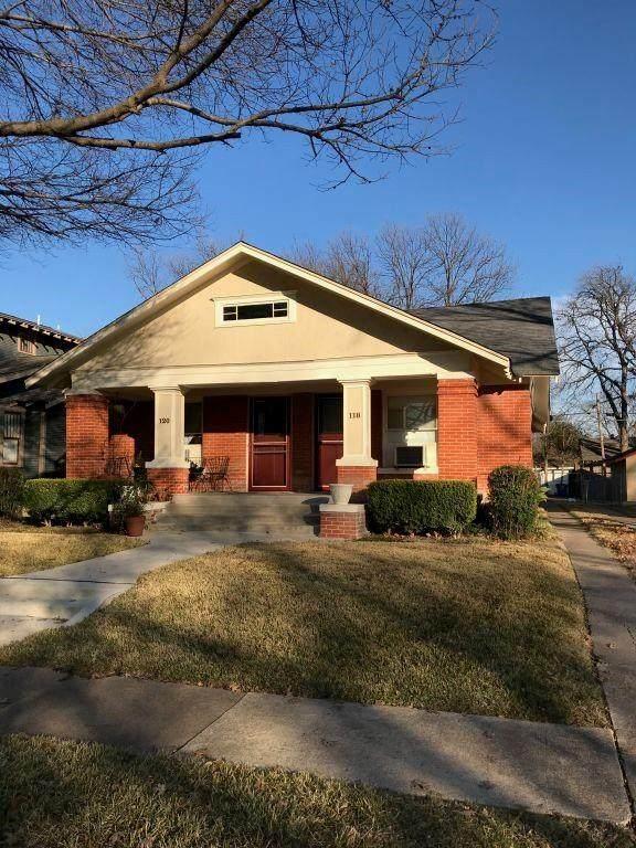 118 N Montclair Avenue, Dallas, TX 75208 (MLS #14508619) :: Robbins Real Estate Group
