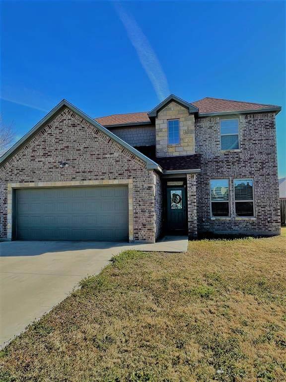 1721 Antelope Trail, Stephenville, TX 76401 (MLS #14509040) :: Robbins Real Estate Group