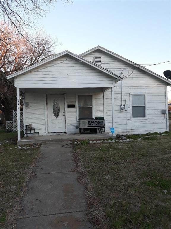 919 S Rockwall Avenue, Terrell, TX 75160 (MLS #14510360) :: Post Oak Realty