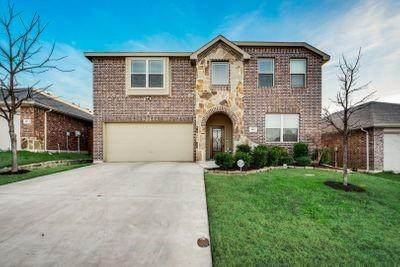 805 Woodmark Drive, Fort Worth, TX 76036 (MLS #14510666) :: The Property Guys