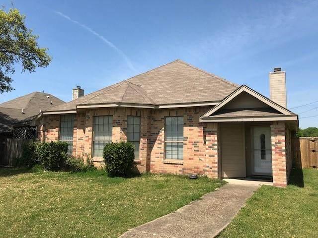 11815 Asher Lane, Balch Springs, TX 75180 (MLS #14511165) :: Robbins Real Estate Group