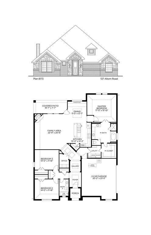 137 Altom Road, Springtown, TX 76082 (MLS #14511588) :: Trinity Premier Properties