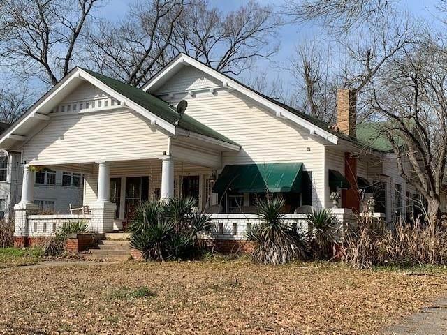 214 N Texas, Pittsburg, TX 75686 (MLS #14512183) :: Post Oak Realty
