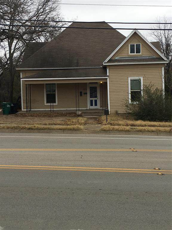 521 Malone Street, Denton, TX 76201 (MLS #14512964) :: Trinity Premier Properties