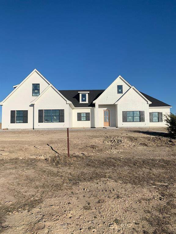 2045 Eagles Ridge Drive, Weatherford, TX 76087 (MLS #14513331) :: The Mauelshagen Group