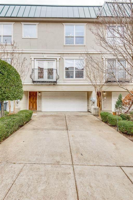 5702 Hudson Street #6, Dallas, TX 75206 (MLS #14514826) :: Post Oak Realty