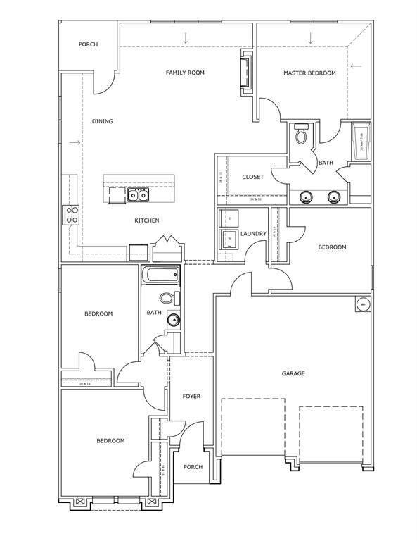 283 Finley Street, Waxahachie, TX 75165 (MLS #14515563) :: Team Tiller