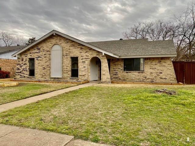 2914 Shenandoah Drive, Garland, TX 75042 (MLS #14515906) :: The Barrientos Group