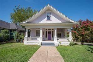 2200 Alston Avenue, Fort Worth, TX 76110 (MLS #14516331) :: The Kimberly Davis Group