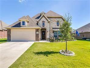 1169 Indigo Lane, Burleson, TX 76058 (MLS #14518137) :: The Kimberly Davis Group