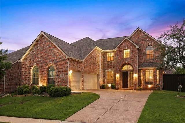 11263 Sugar Mill Lane, Frisco, TX 75033 (MLS #14518198) :: Bray Real Estate Group
