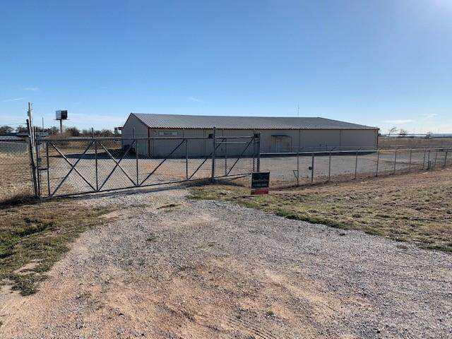 409 Old Hwy 80/546, Olden, TX 76466 (MLS #14518755) :: The Kimberly Davis Group