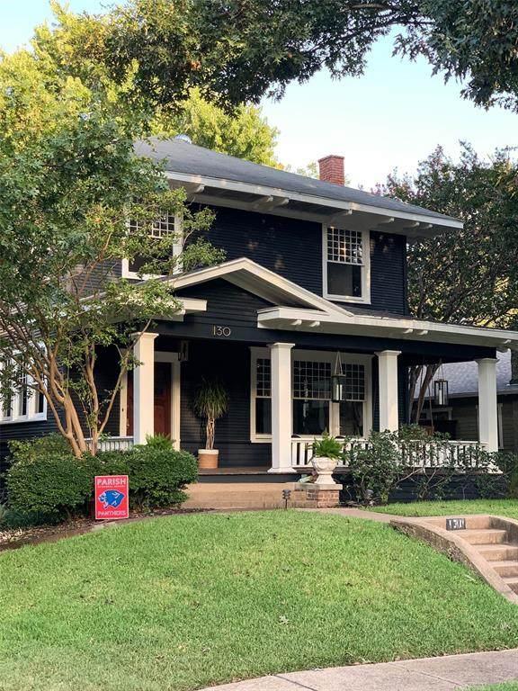 130 N Edgefield Avenue, Dallas, TX 75208 (MLS #14519013) :: Robbins Real Estate Group