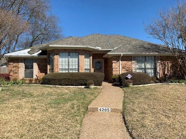 4205 Ambrosia Lane, Plano, TX 75093 (MLS #14519051) :: Post Oak Realty