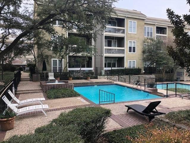 5310 Keller Springs Road #411, Dallas, TX 75248 (#14519077) :: Homes By Lainie Real Estate Group