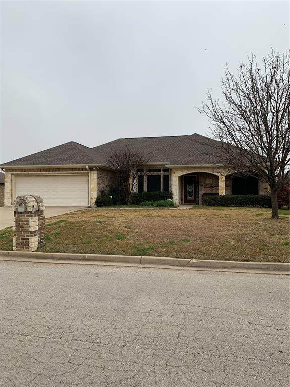 308 W Mcafee Drive, Mabank, TX 75147 (MLS #14519386) :: Post Oak Realty