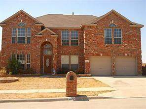 5249 Cedar Brush Drive, Fort Worth, TX 76123 (MLS #14519907) :: The Kimberly Davis Group