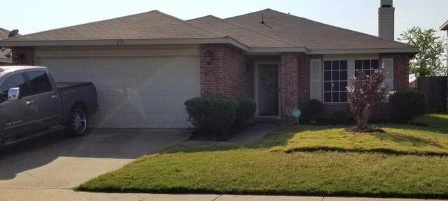 213 Stoneridge Drive, Mesquite, TX 75149 (MLS #14520147) :: The Tierny Jordan Network