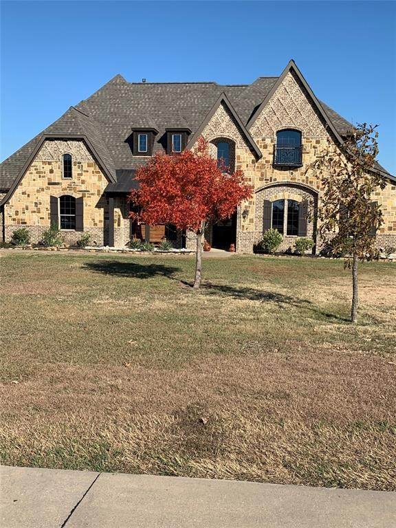 1066 Shadow Lakes Drive, Wills Point, TX 75169 (MLS #14520190) :: Post Oak Realty