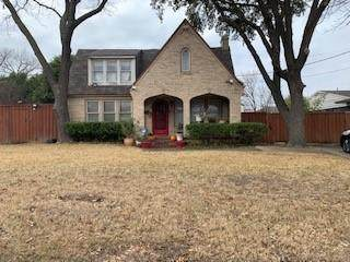 5837 Columbia Avenue, Dallas, TX 75214 (MLS #14520309) :: The Kimberly Davis Group