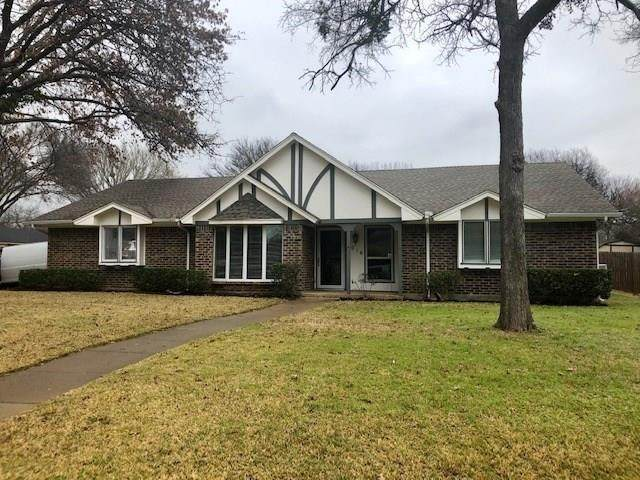 1016 Hickory Court, Mansfield, TX 76063 (MLS #14520687) :: Robbins Real Estate Group
